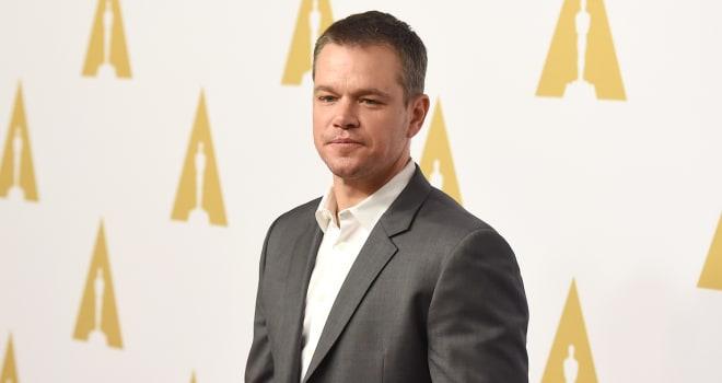 Matt Damon Slams 'Grotesque' Oscars Campaign Season