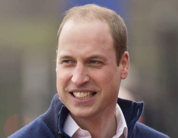 Prince William receives unexpected nomination