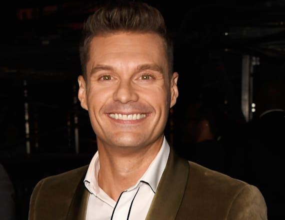Ryan Seacrest speaks out after house fire