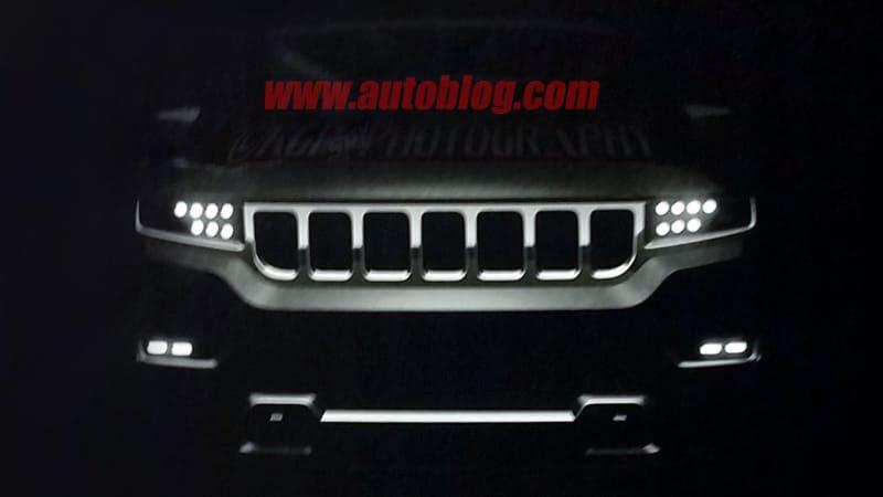 The 2019 Jeep Grand Wagoneer looks like a Grand Cherokee on steroids