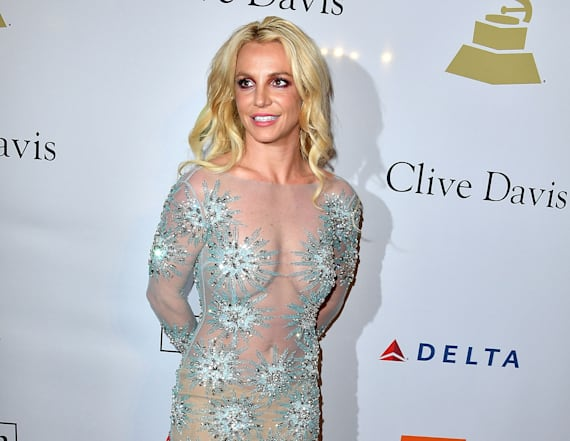 Britney hits back at Katy Perry's GRAMMYs shade