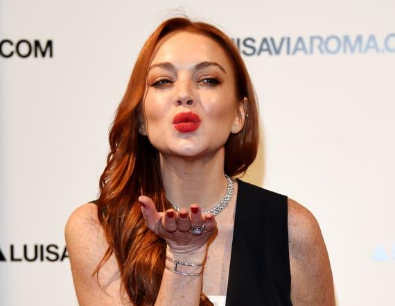 Lindsay Lohan converts to Islam