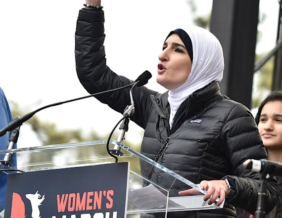 Women's March organizer accused of terrorist ties