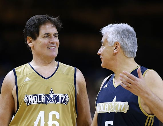 Mark Cuban appears to troll President Trump