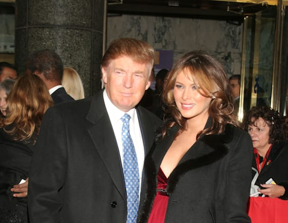 Report reveals 'contract' Melania Trump followed