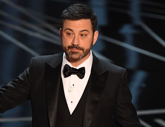 Jimmy Kimmel takes jab at Trump