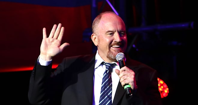 Louis C.K. Headlining Two Comedy Specials on Netflix