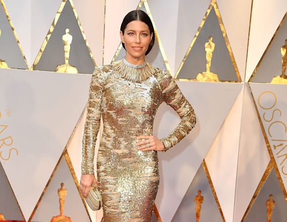 Look for less: Golden trends from the Oscars 2017