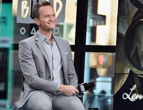 Neil Patrick Harris dishes on playing Count Olaf.