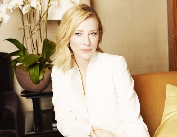 Cate Blanchett shares her skincare secrets