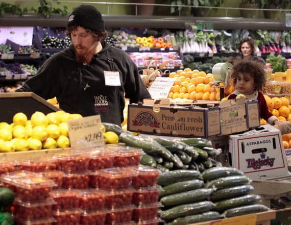 The most popular grocery store in each state