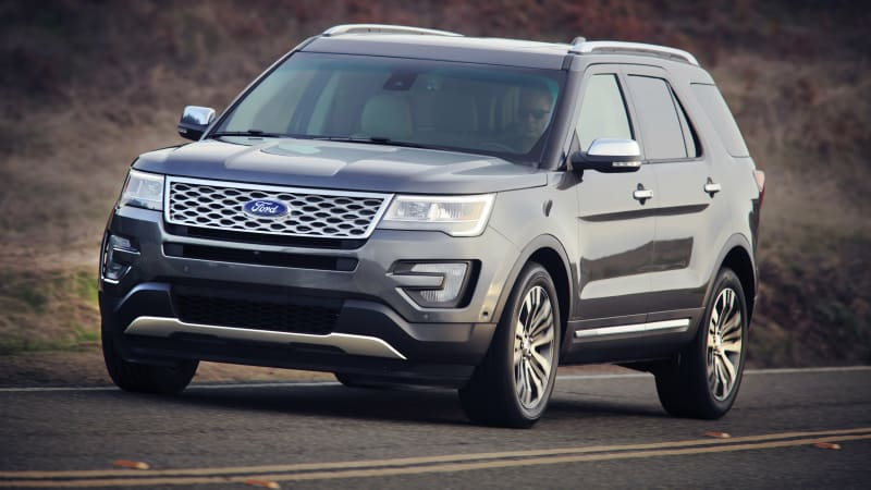 Ford recalls Explorer and Lincoln MKC for fire hazard