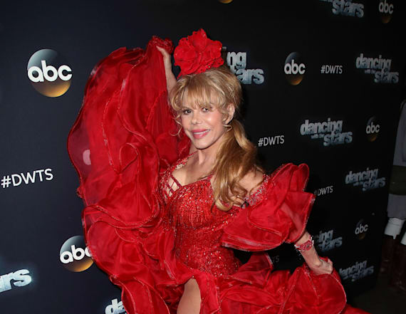Charo threatens to quit 'Dancing With the Stars'