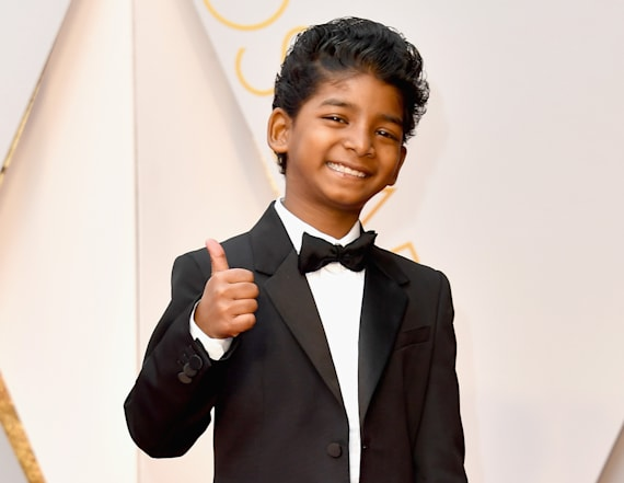 Sunny Pawar steals the show at the Oscars