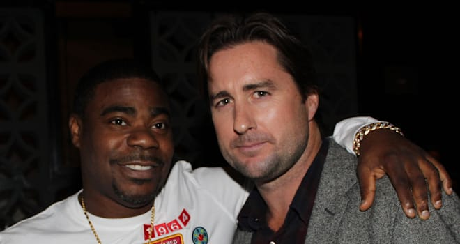Tracy Morgan and Luke Wilson Team Up to Star in 'The Sh*theads'