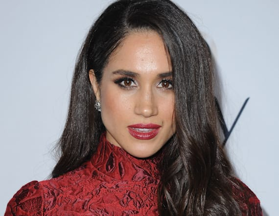 Meghan Markle gives fans Valentine's Day advice