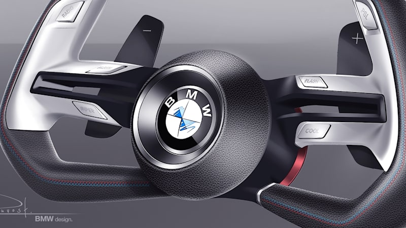BMW bringing two new concepts to Pebble Beach