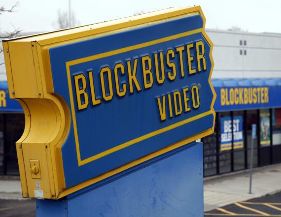 Former Blockbuster staff remember the fallen company