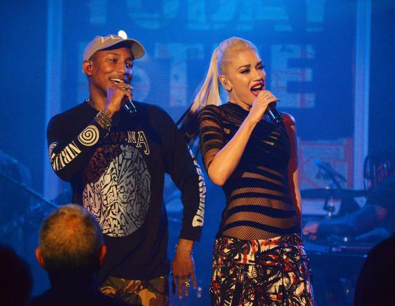 Gwen Stefani, Pharrell accused of copying