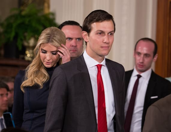 Kushner to be questioned over Russia ties