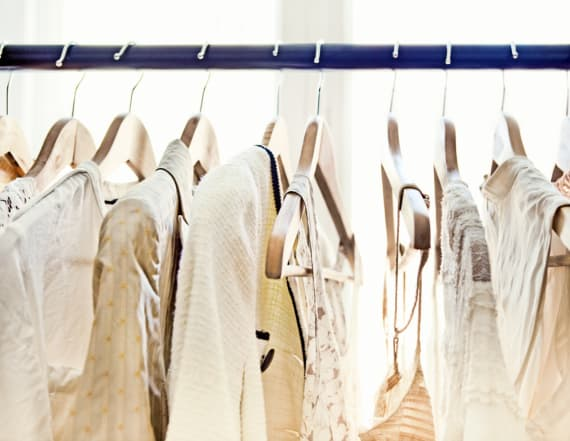 5 steps to an organized closet