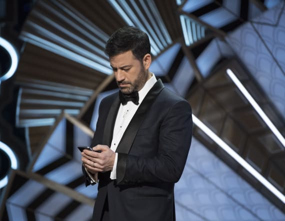 Jimmy Kimmel's most hilarious moments at the Oscars