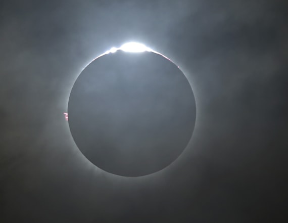 Sunday's solar eclipse will create a ring of fire