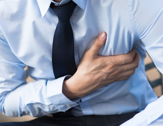 Common habit may wreak havoc on men's hearts