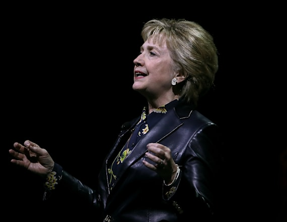 Clinton talks Trump, GOP health care flop