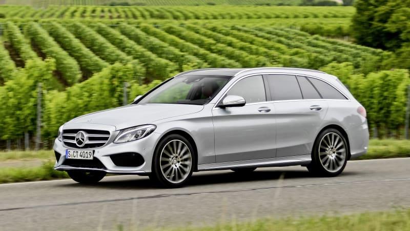 Canada will get new Mercedes C-Class wagon