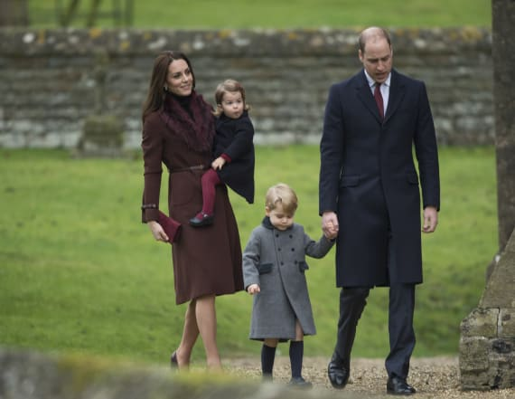 William, Kate and kids set to make big move