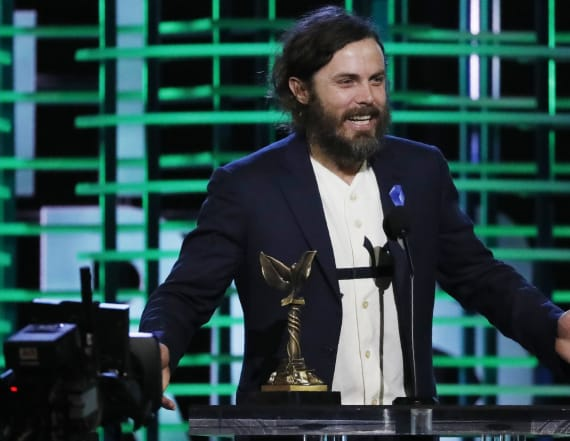 Casey Affleck slams Trump administration