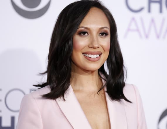 Cheryl Burke joins 'Dance Moms'