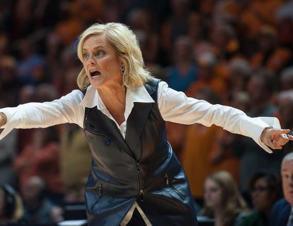 Baylor coach Kim Mulkey blasts scandal