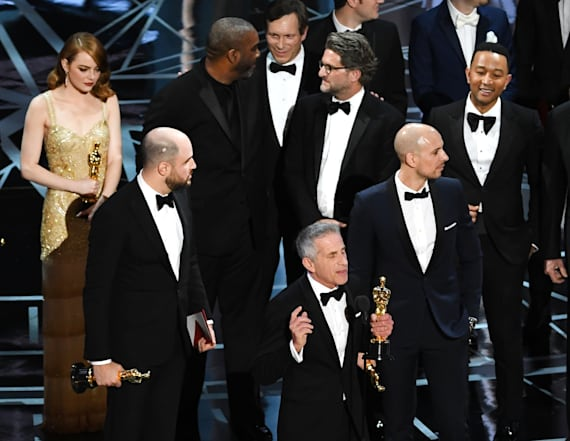 Accountants behind Oscars flub had ironic interview