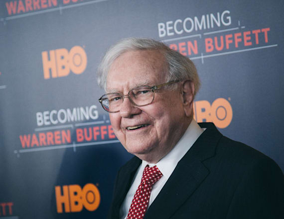 Warren Buffett shares how to get rich in scary times