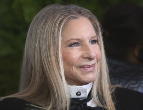 Streisand writes scathing essay about Trump