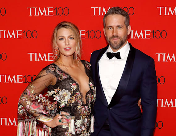 Blake Lively drops jaws at Time 100 Gala