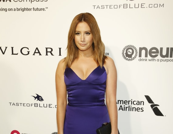 Ashley Tisdale slams body shamers