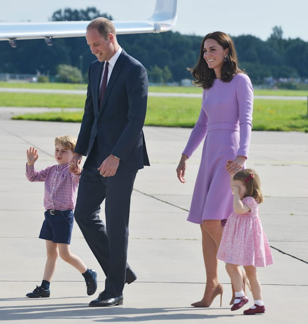 Kate Middleton Is SO Relatable When Dealing With Charlotte