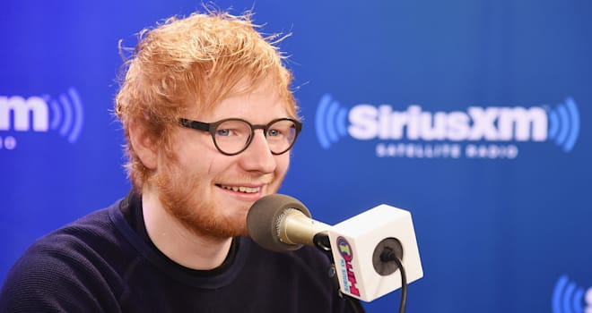 Ed Sheeran Talks Surprise Late-Night Visit From the 'Game of Thrones' Cast