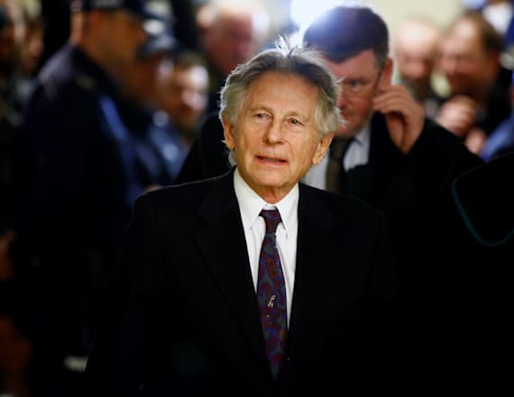 Roman Polanski's victim sends letter to DA