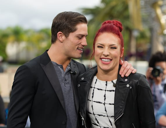 Sharna Burgess talks Bonner Bolton rumors