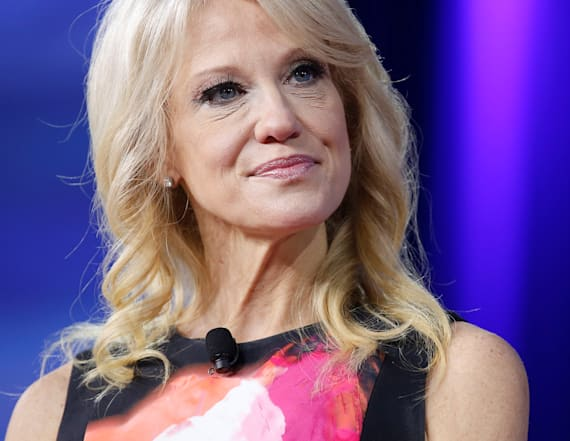Merriam-Webster slams Conway with word's definition