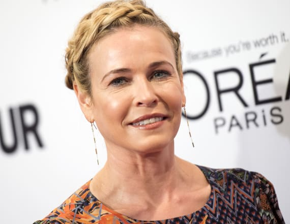 Who Chelsea Handler blames for Trump's election