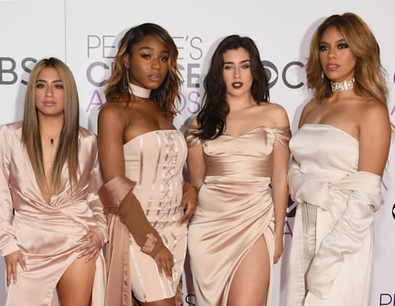 Fifth Harmony debuts as a foursome