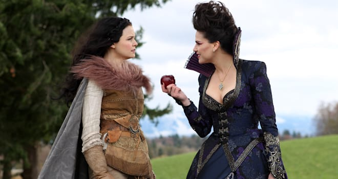 'Once Upon a Time' Musical Episode Has Evil Queen vs. Charmings Sing-Off?!