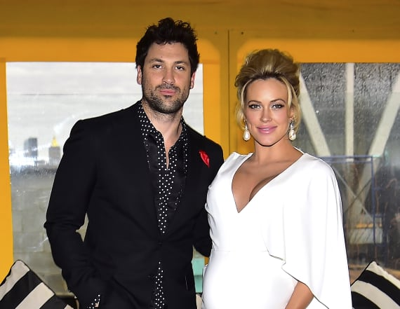 Peta and Maks announce 'DWTS' return