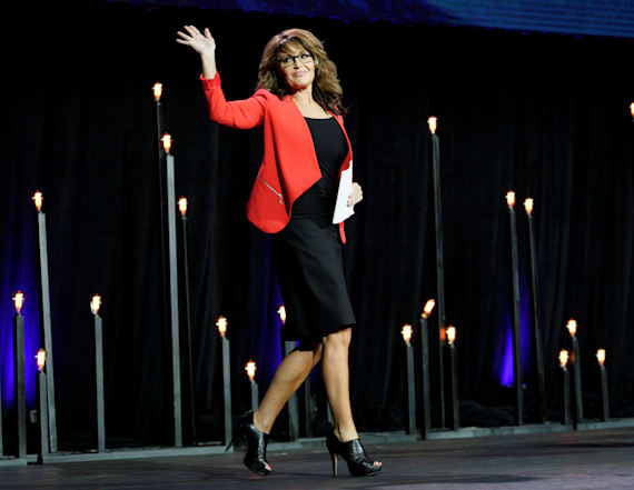 Where is Sarah Palin? CPAC absence raises questions