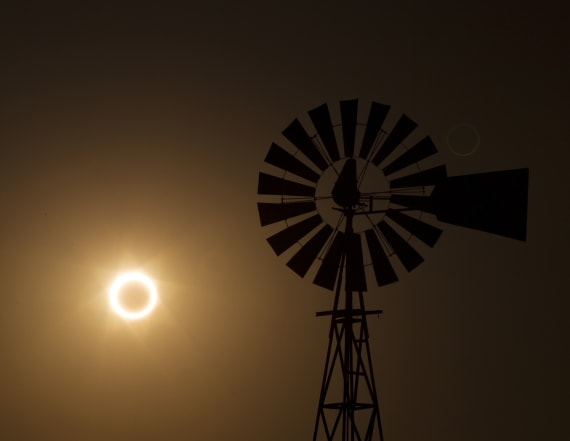 'Ring of fire' eclipse to appear on Sunday